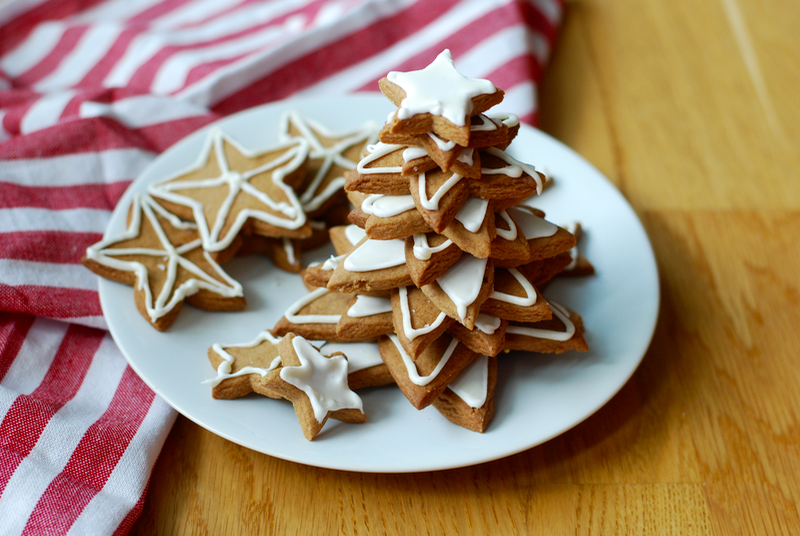 Christmassy Cinnamon Cookies Recipe