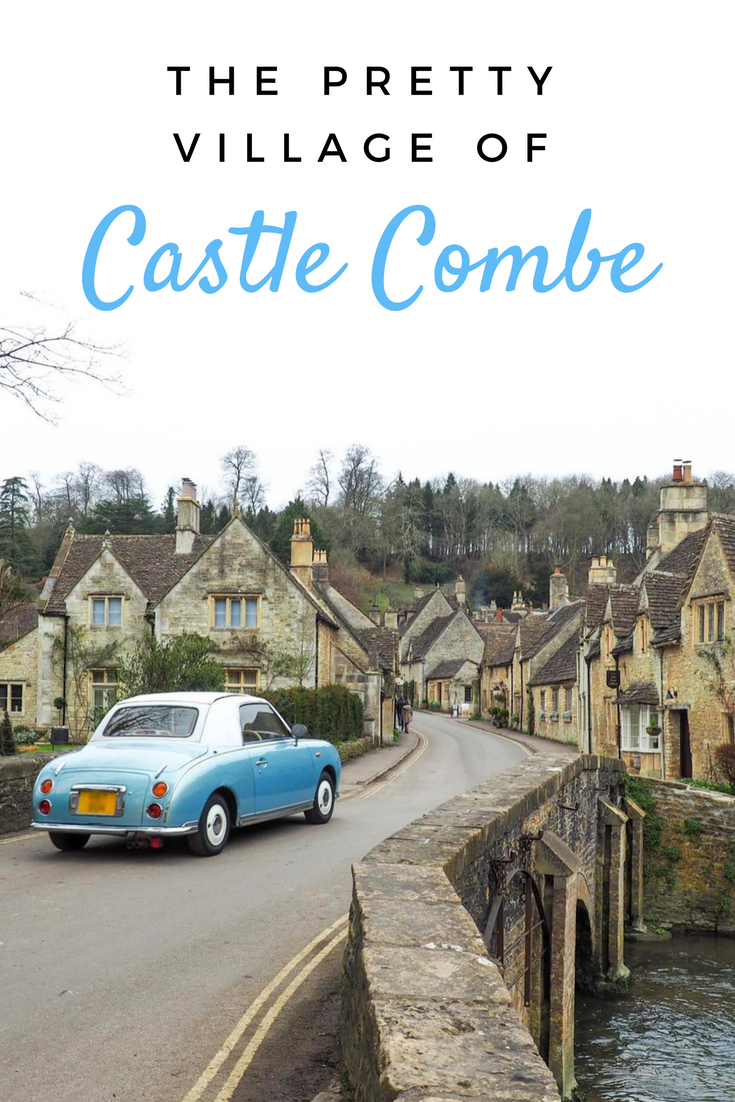 Castle Combe is a picture perfect village in the region of Cotswolds in England.