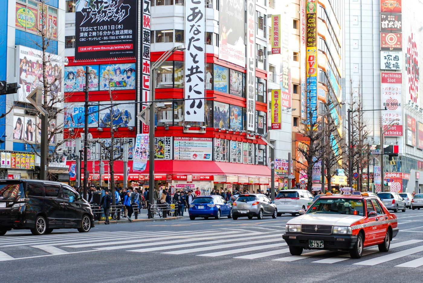 Unusual Things to See and Do in Crazy Tokyo