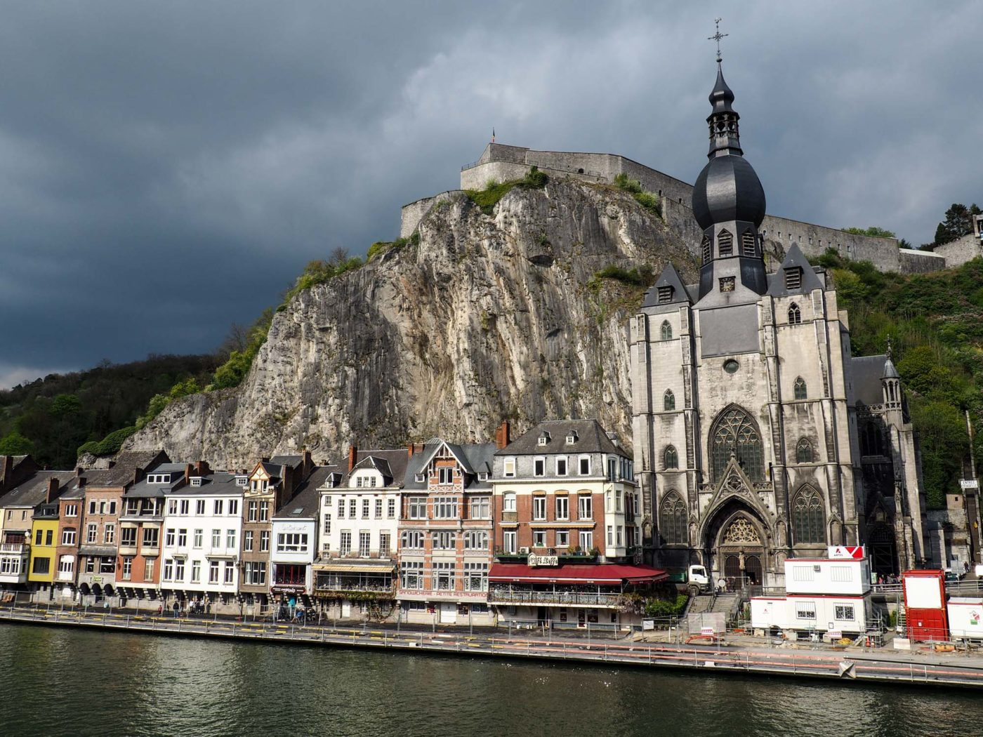 Dinant, a Day Trip from Brussels